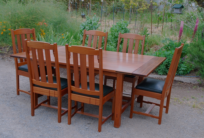 voorhees craftsman mission oak furniture greene u0026 greene style