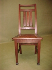 Single chair.