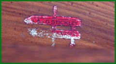 L.&J.G. Stickley, Handcraft decal, circa 1906-1912.