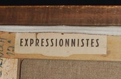 EXPRESSIONNISTES