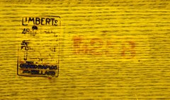 Limbert's signature brand and stenciled catalogue number 258. The light yellow color of the image is not accurate, but rather what I call a digital anomaly.
