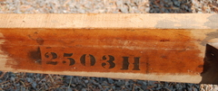 Stickley Brothers catalogue number.