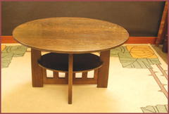 Limbert Double Oval Table.