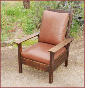 L. & J. G. Stickley Onondaga  Period Morris Chair