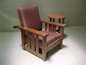 Stickley Brothers Reclining Morris Chair