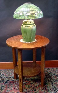 Accurate Replica Onondaga Lamp Table