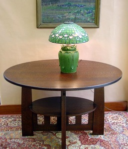Charles Limbert Design Double Oval Table