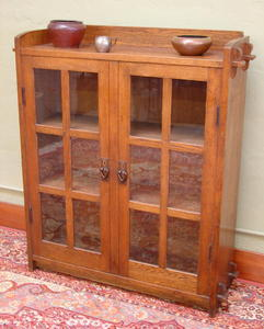 Gustav Stickley Diminutive Bookcase